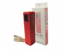Batería powerbank Dinam 2200mah con pantalla