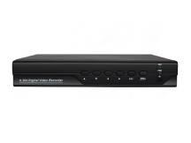 DVR HD 720p Safesky hibrido para 4 camaras