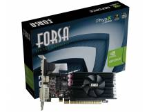 Tarjeta de Video Geforce GT610 2GB DDR3 pci-e