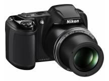 Camara Nikon L340 20,2mp, zoom 28x, HD