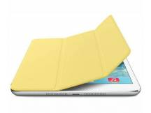 Estuche smart cover iPad Mini amarillo