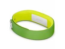 Pulsera Sony SmartBand verde