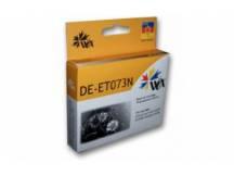 Cartucho Epson c110, c92 / tx105, tx115 amarillo t073ny