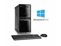 Equipo HPAMD A6 3620 2.2GHz, 1TB, 4GB, DVDRW/ Windows 8 PRO