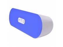 Parlantes estereo Bluetooth Creative Labs azul