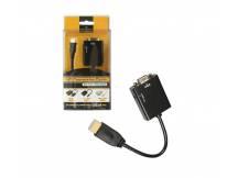 Adaptador HDMI (m) a vga (h)