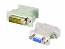 Adaptador DVI-D (m) a VGA (h)