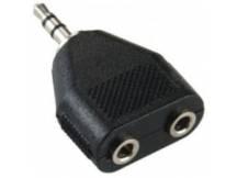 Splitter de audio 3.5mm