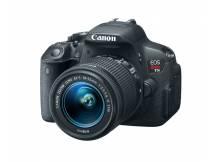 Camara Canon T5i 18-55mm reflex profesional