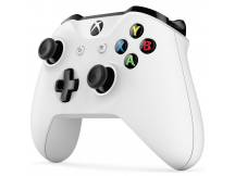 Joystick XBOX ONE Slim inalambrico blanco