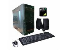 Equipo nuevo amd sempron x2 2650 am1, 2gb, 250gb, DVDRW