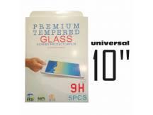 Vidrio Templado Universal 10 para tablet