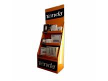 Regalo: exhibidor para productos tenda