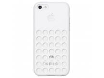 Estuche original iPhone 5C blanco