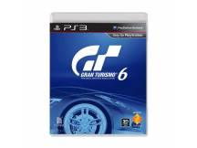 Juego Gran Turismo 6 PS3