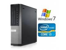 Equipo Core i3 3.1Ghz, 250GB, 4GB. DVDRW. Win 7