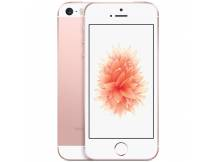 Apple iphone SE 16GB rosado