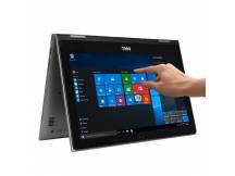 Notebook DELL convertible Core i3 2.3ghz, 4GB, 1TB, 13.3 FHD Touch