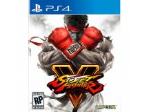 Juego Street Fighter V - PS4