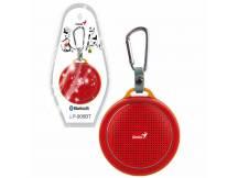 Parlante Genius SP-906BT Bluetooth rojo