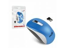 Mouse inalambrico Genius NX-7010 Blanco Azul