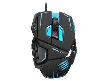 Mouse Gamer Mad Catz M.M.O TE Negro y Azul