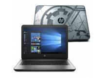 Notebook HP QuadCore 1.8Ghz, 4GB, 32GB, 14'' HD
