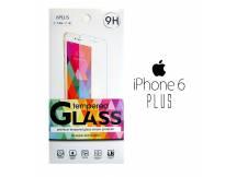 Vidrio Templado para iPhone 6 Plus
