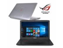 Notebook Asus Gamer Core i7 3.5Ghz, 16GB, 1TB+128GB SSD, 17.3 FHD, GTX 960M 4GB
