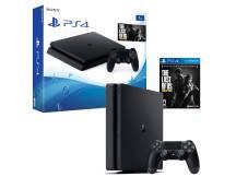 Consola Playstation 4 1TB Slim The Last of US