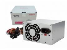 Fuente Intex ATX 450w 20+4 pin - conector SATA
