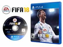 Juego FIFA 18 - PS4