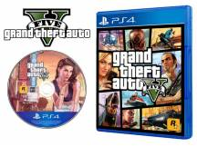 Juego GTA V - PS4