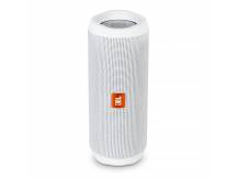 Parlante Portatil JBL Flip 4 Bluetooth blanco