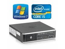 Equipo HP Core i5 2.5Ghz, 4GB, 250GB, DVD-RW, WIN 7