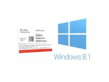 Licencia Windows 8.1 32/64 bit español