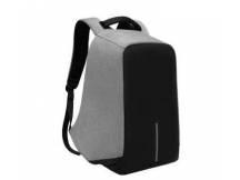 Mochila anti robo 15.6 colores negro-gris