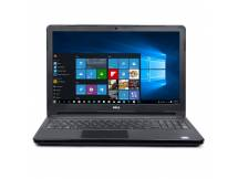 Notebook DELL Dualcore 2.16ghz, 4GB, 500GB, 15.6, Win 10