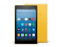 Amazon Kindle Fire HD 8'' 16GB amarillo