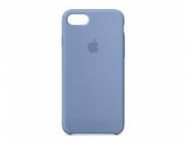 Estuche de Iphone 7/8 silicona azul