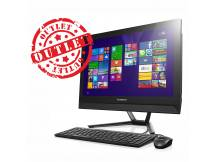 Equipo All in One Lenovo Quadcore 2.4GHz, 8GB, 1TB, 21.5 Touch Full HD (con detalles)
