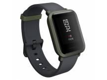 Reloj Smartwatch Amazfit BIP gris con verde