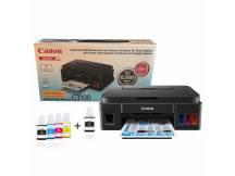 Impresora Multifuncion Canon PIXMA G3100 c/botellas de tinta