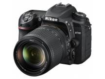 Camara Nikon D7500 con Lente 18-140mm