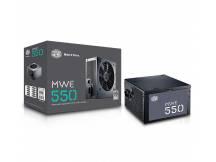 Fuente Coolermaster MWE 80+ 550W