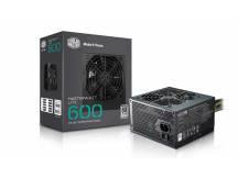 Fuente Coolermaster MWL 80+ Full Range 600W