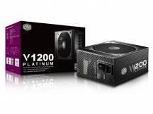 Fuente Coolermaster Vanguard 80+ Platinum modular 1200W