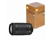 Lente Nikon 70-300mm DX VR