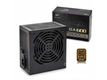 Fuente Deepcool 600w reales 80 plus bronze