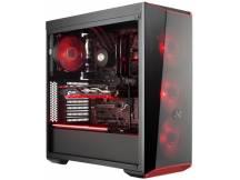 Gabinete Coolermaster MasterBox Lite5 RGB con controlador